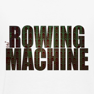 Rowing Machine Mort Vestes - T-shirt Premium Homme