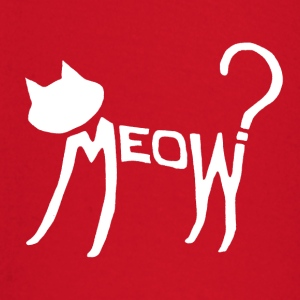 Meow? (White) Bags  - Baby Long Sleeve T-Shirt