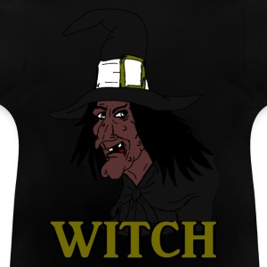 witch Hoodies - Baby T-Shirt