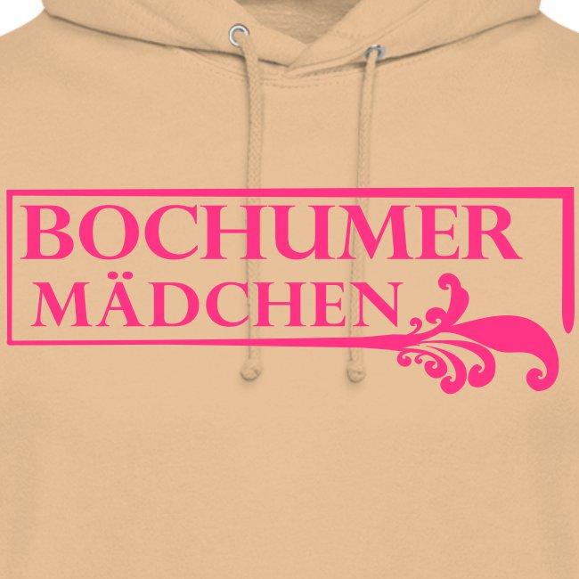 Bochumer Mädchen - Frauen Kapuzenpulli