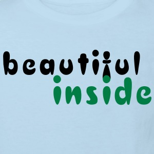 beautiful inside Baby Body - Kinder Bio-T-Shirt