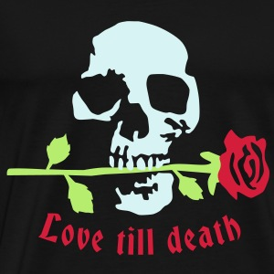 love_till_death_2_3c Tabliers - T-shirt Premium Homme