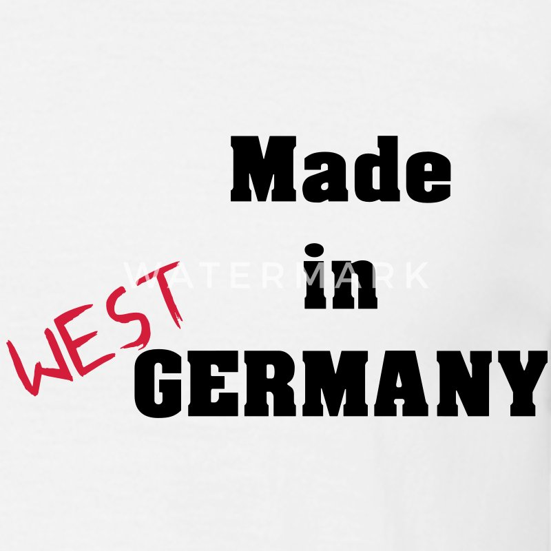 Made in (WEST) Germany T-Shirts - Männer T-Shirt