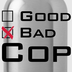 Bad Cop T-Shirts - Trinkflasche