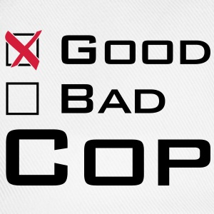 Good Cop T-Shirts - Baseballkappe