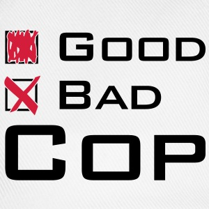 Bad Cop T-Shirts - Baseballkappe