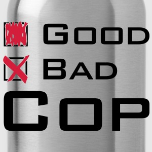 Bad Cop Pullover - Trinkflasche