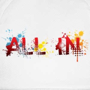 All In Graffiti Mug - Baseballcap