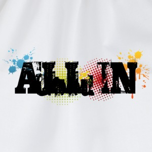 All In Graffiti Mug - Gymtas