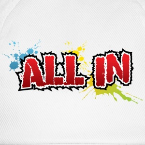 All In Graffiti Mug - Gorra béisbol