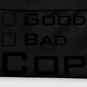 Good Cop -- Bad Cop T-Shirts - Kinder Rucksack
