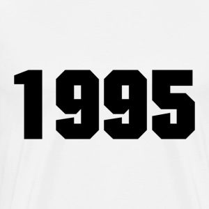1995 sweat - T-shirt Premium Homme