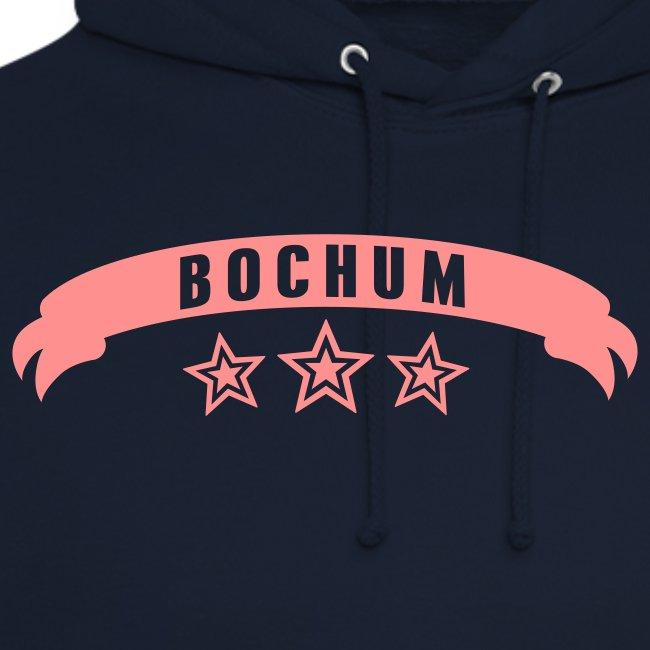 BOCHUM Banderole - Frauen Kapuzenpulli