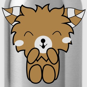 monster kawaii T-Shirts - Water Bottle