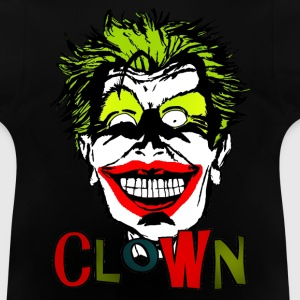 clown Tröjor - Baby-T-shirt