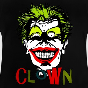 clown Camisetas - Camiseta bebé