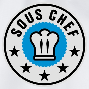Sous Chef | Küchenchef | Chef Cook T-Shirts - Drawstring Bag