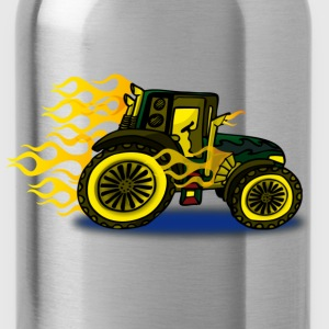 Hot Rod Traktor - Trinkflasche