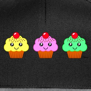 Shopping bag cupcake kawaii - Snapback Cap