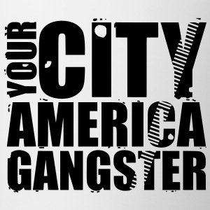 your city america gangster Felpe - Tazza