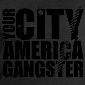 your city america gangster Bags  - Men's Sweatshirt by Stanley & Stella
