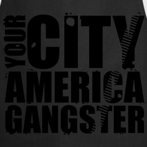 your city america gangster Sacs - Tablier de cuisine