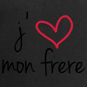 J'aime mon frère Tee shirts - Sweat-shirt Homme Stanley & Stella