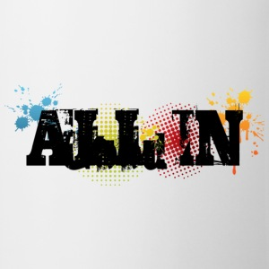 All In Graffiti - Mugg