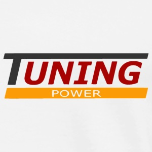 tuning power Sweaters - Mannen Premium T-shirt