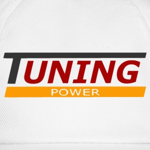tuning power Sweatshirts - Baseballkasket