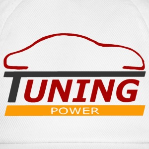 tuning power T-Shirts - Baseballkappe