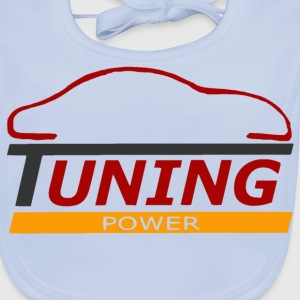 tuning power Magliette - Bavaglino
