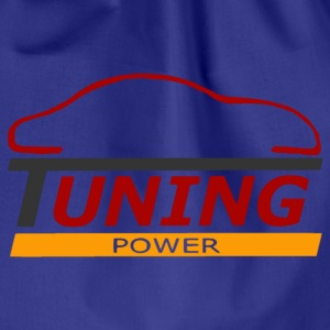 tuning power Sweatshirts - Sportstaske