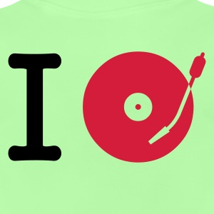 I dj / play / listen to + your music :-: - Baby T-Shirt