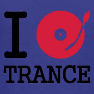I dj / play / listen to trance :-: - Premium T-skjorte for menn
