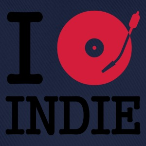 I dj / play / listen to indie :-: - Baseball Cap