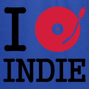 I dj / play / listen to indie :-: - Women's Tank Top by Bella