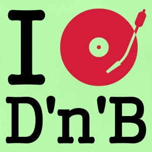 I dj / play / listen to drum and bass :-: - Baby T-shirt