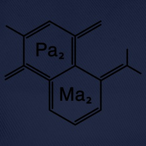 chemical papa + mama :-: - Baseball Cap