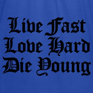 live fast love hard :-: - Women's Tank Top by Bella