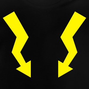 Flashes - Lightning :-: - Baby T-shirt