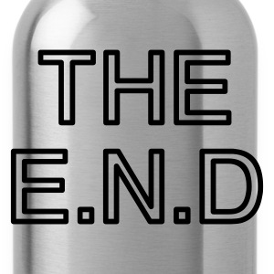 the end :-: - Water Bottle