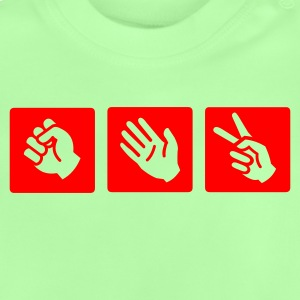 Rock-paper-scissors  :-: - Baby T-Shirt