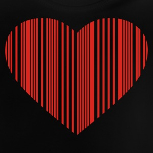 barcode love :-: - Baby T-shirt