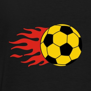 burning ball :-: - Männer Premium T-Shirt