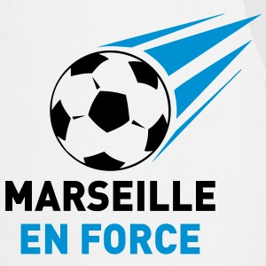 Marseille en_force Sweat-shirts - Tablier de cuisine