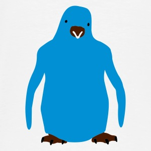 penguin :-: - Men's Premium T-Shirt