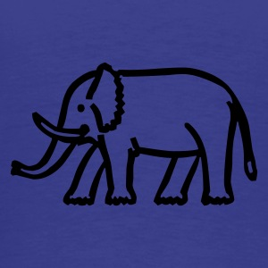 elephant :-: - Men's Premium T-Shirt