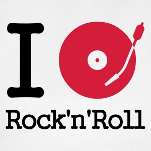 I dj / play / listen to rock & roll :-: - Baseballcap