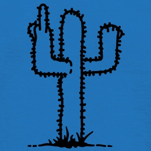 fuck_you_cactus Tassen - Mannen T-shirt